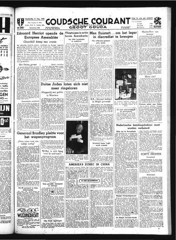 Goudsche Courant 1949-08-11