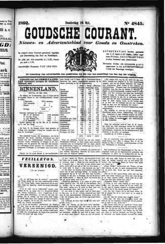 Goudsche Courant 1892-05-26