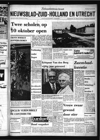 Schoonhovensche Courant 1973-09-26