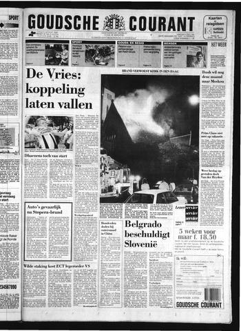 Goudsche Courant 1991-07-09