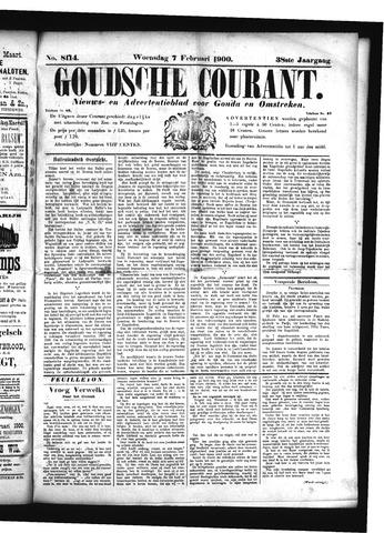 Goudsche Courant 1900-02-07