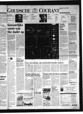 Goudsche Courant 2004-03-16