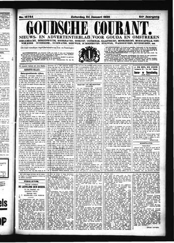 Goudsche Courant 1925-01-24