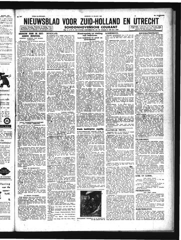 Schoonhovensche Courant 1943-03-16