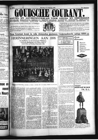 Goudsche Courant 1938-08-27