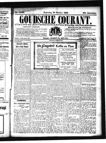 Goudsche Courant 1919-10-18
