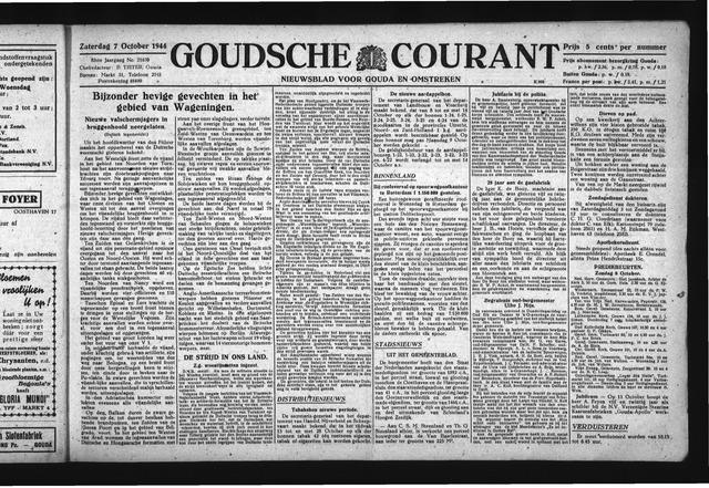 Goudsche Courant 1944-10-07