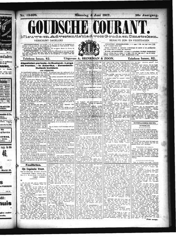 Goudsche Courant 1917-06-04