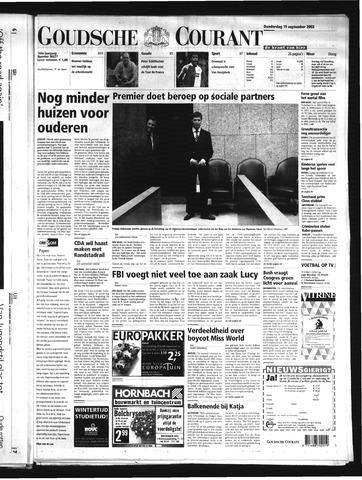 Goudsche Courant 2002-09-19
