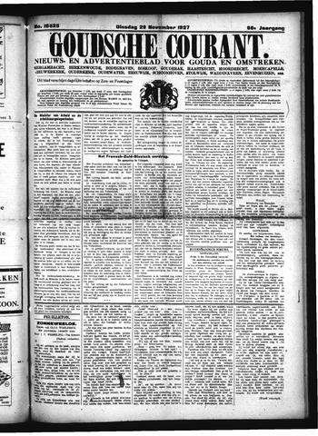 Goudsche Courant 1927-11-29
