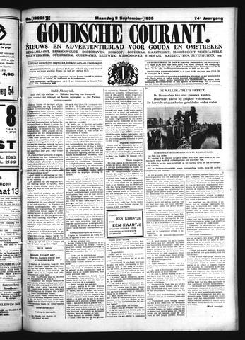 Goudsche Courant 1935-09-09