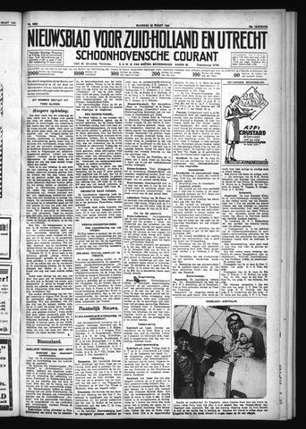 Schoonhovensche Courant 1931-03-30