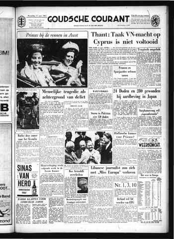 Goudsche Courant 1964-06-17