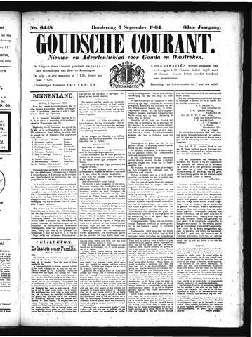 Goudsche Courant 1894-09-06