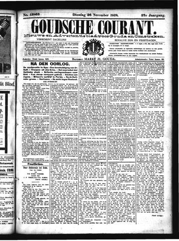 Goudsche Courant 1918-11-26