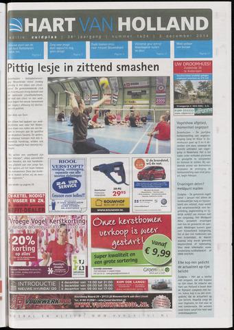 Hart van Holland - Editie Zuidplas 2014-12-03
