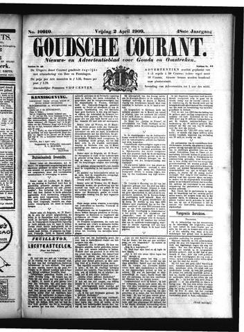 Goudsche Courant 1909-04-02