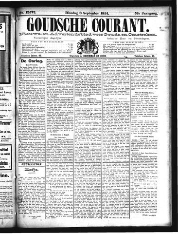 Goudsche Courant 1914-09-08