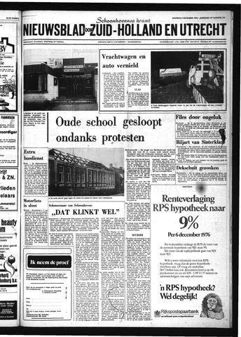 Schoonhovensche Courant 1976-12-06