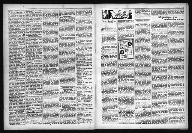 Schoonhovensche Courant 1938-06-20