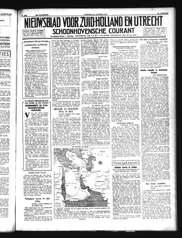 Schoonhovensche Courant 1941-08-27