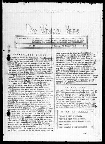 De Vrije Pers 1945-01-16