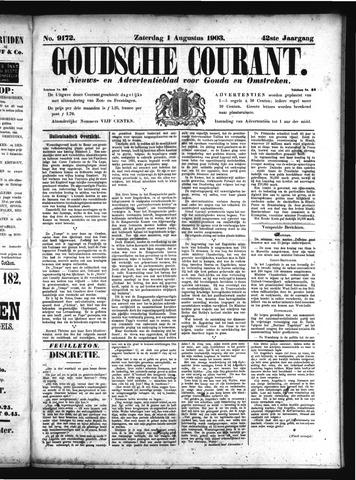 Goudsche Courant 1903-08-01