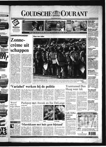 Goudsche Courant 2001-04-25