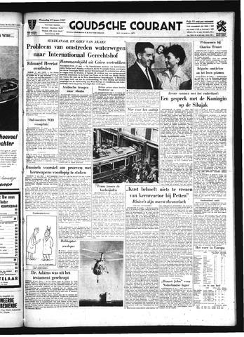 Goudsche Courant 1957-03-27