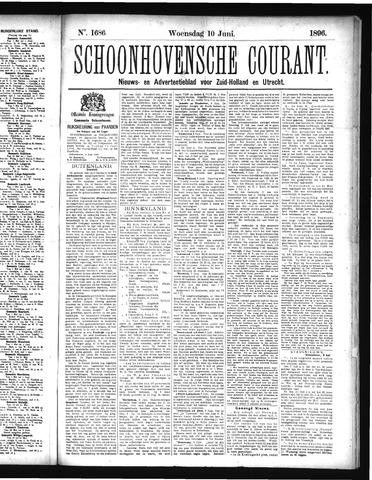 Schoonhovensche Courant 1896-06-10