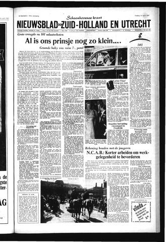 Schoonhovensche Courant 1967-04-28
