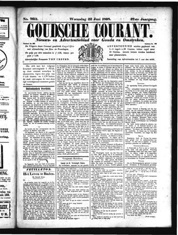 Goudsche Courant 1898-06-22