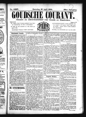 Goudsche Courant 1910-04-16