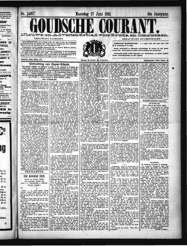 Goudsche Courant 1921-06-27
