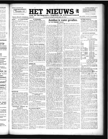 Schoonhovensche Courant 1946-08-23