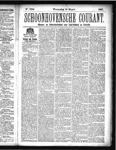 Schoonhovensche Courant 1897-03-10