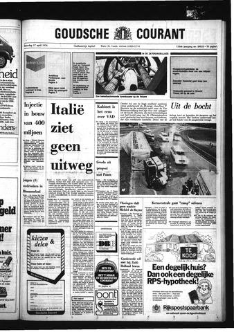 Goudsche Courant 1976-04-17