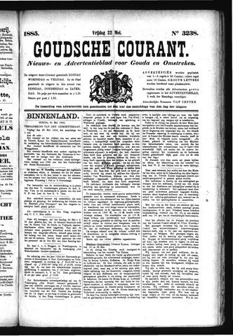 Goudsche Courant 1885-05-22