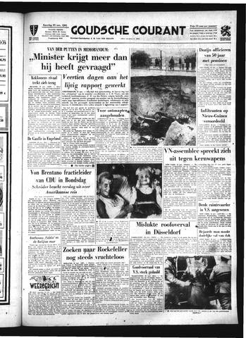 Goudsche Courant 1961-11-25