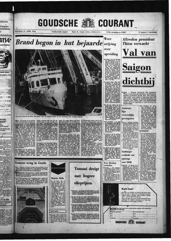 Goudsche Courant 1975-04-21