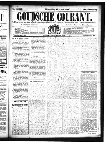 Goudsche Courant 1911-04-19
