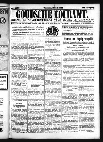 Goudsche Courant 1935-07-17