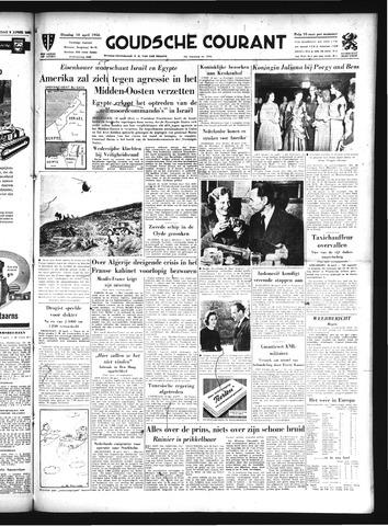 Goudsche Courant 1956-04-10
