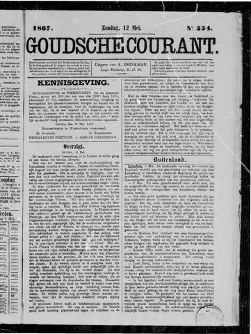 Goudsche Courant 1867-05-12