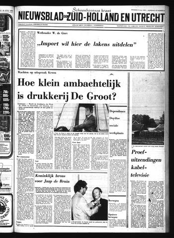 Schoonhovensche Courant 1976-07-19