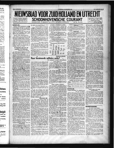 Schoonhovensche Courant 1947-08-20