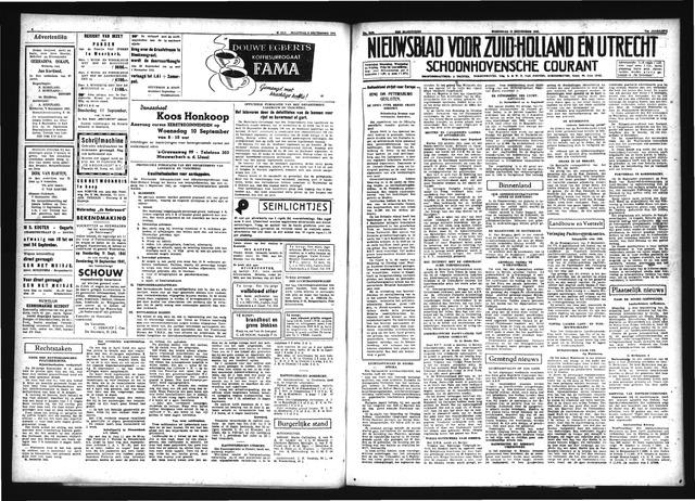 Schoonhovensche Courant 1941-09-11