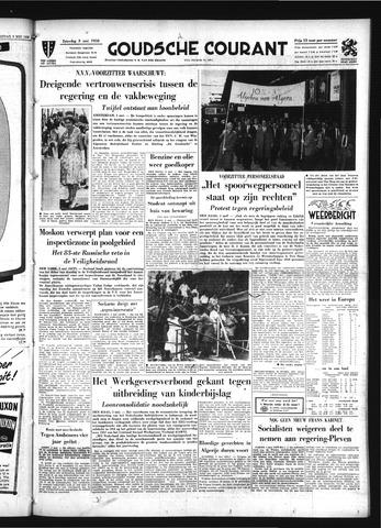 Goudsche Courant 1958-05-03