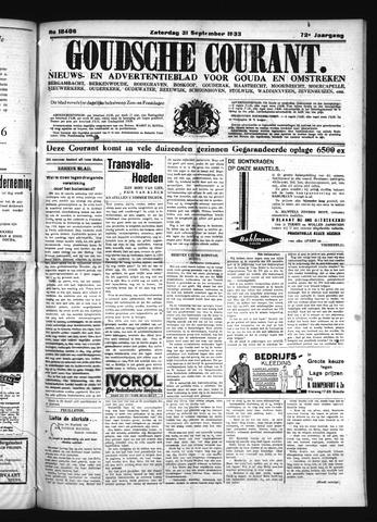Goudsche Courant 1933-09-30