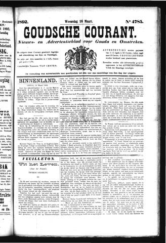 Goudsche Courant 1892-03-16